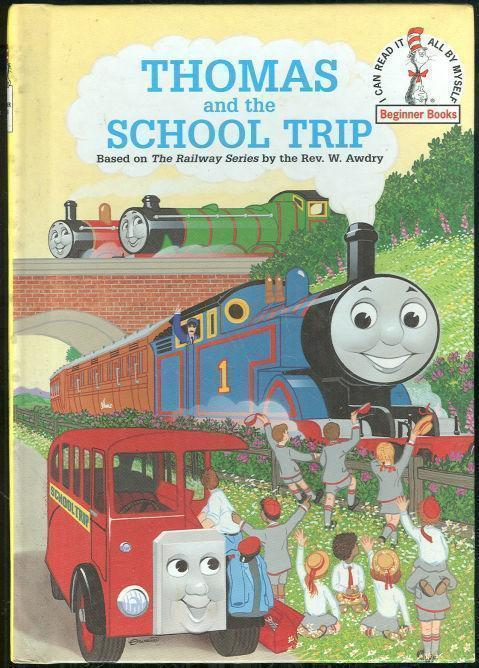 THOMAS AND THE SCHOOL TRIP, Awdry, Rev. W.