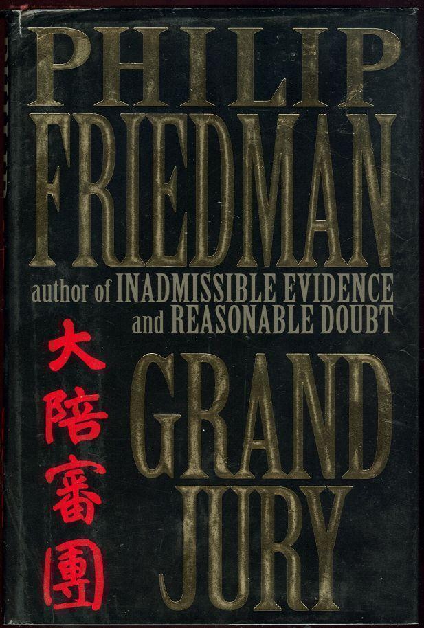 GRAND JURY, Friedman, Philip