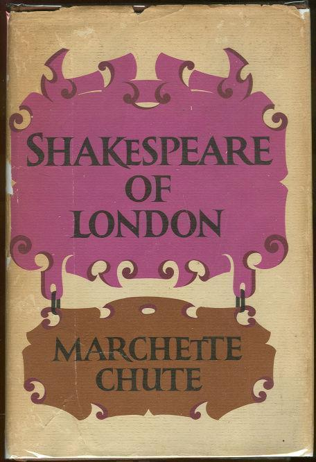 SHAKESPEARE OF LONDON, Chute, Marchette