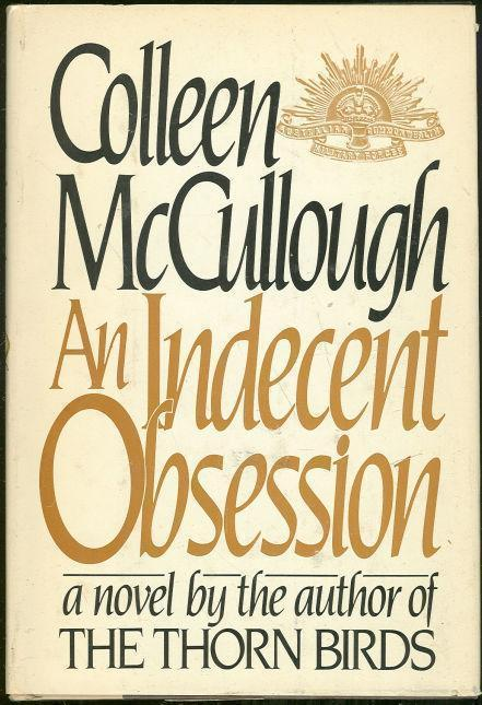 INDECENT OBSESSION, McCullough, Colleen