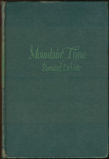 MOUNTAIN TIME, Devoto, Bernard