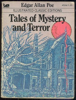 TALES OF MYSTERY AND TERROR, Poe, Edgar Allan