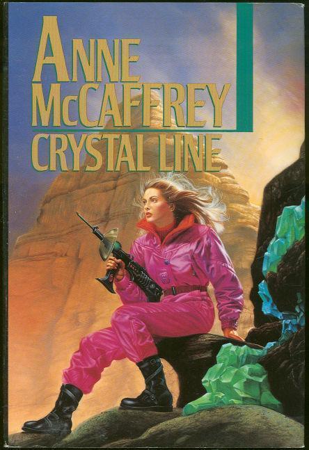 CRYSTAL LINE, McCaffrey, Anne