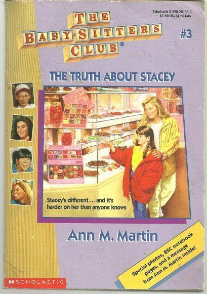 TRUTH ABOUT STACEY, Martin, Ann