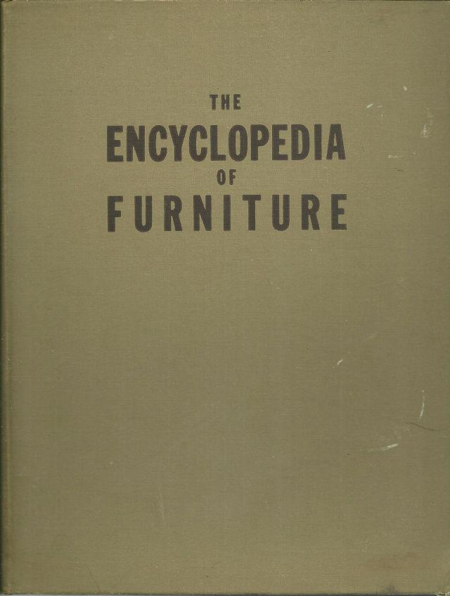 Image for ENCYCLOPEDIA OF FURNITURE
