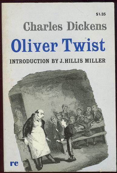OLIVER TWIST, Dickens, Charles