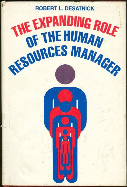 Image for EXPANDING ROLE OF THE HUMAN RESORCES MANAGER
