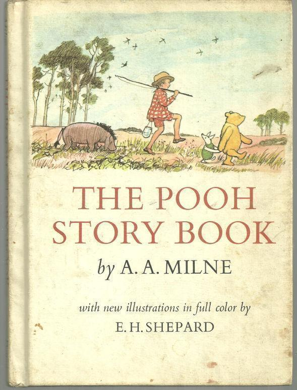 POOH STORY BOOK, Milne, A. A.