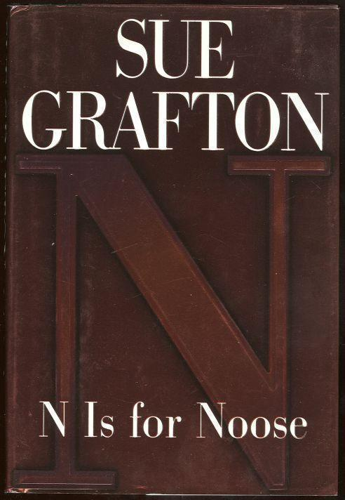 N IS FOR NOOSE, Grafton, Sue