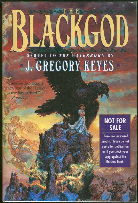 BLACKGOD, Keyes, J. Gregory