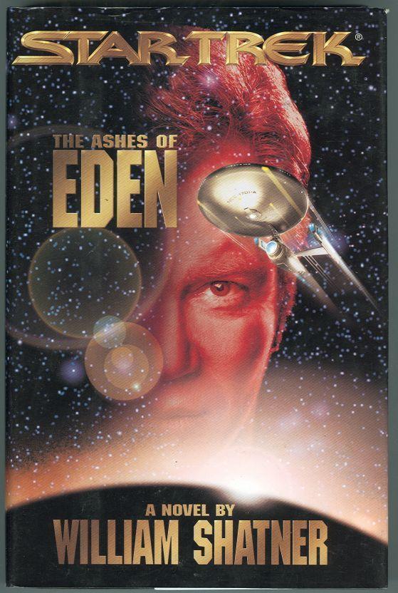 ASHES OF EDEN, Shatner, William