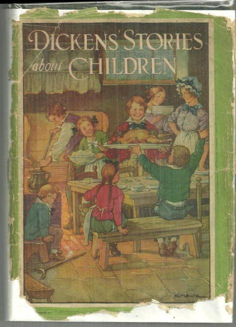 DICKENS' STORIES ABOUT CHILDREN, Dickens, Charles