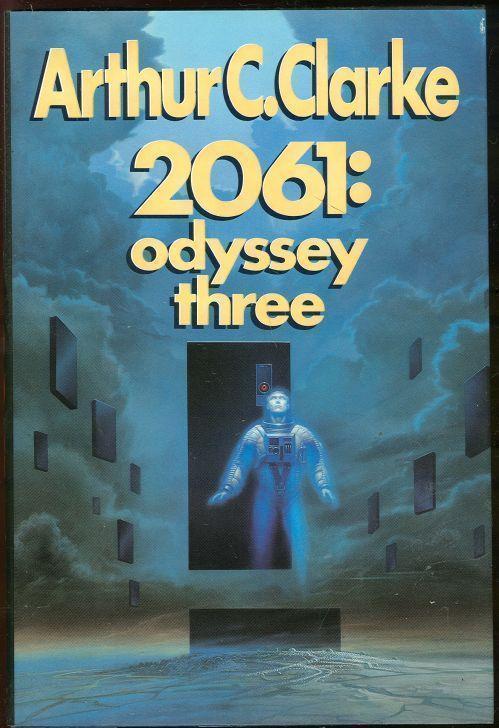 2061 Odyssey Three, Clarke, Arthur