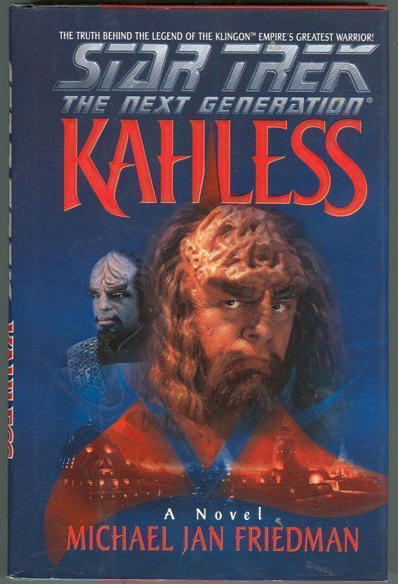 KAHLESS, Friedman, Michael Jan