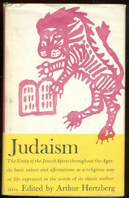 JUDAISM, Hertzberg, Arthur editor