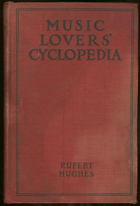 Image for MUSIC LOVER'S CYCLOPEDIA