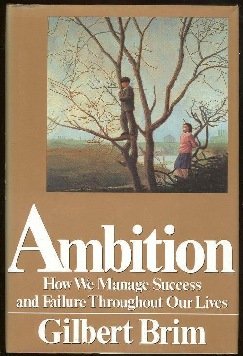 Image for AMBITION How We Manage Success and Failure Throughout Our Lives