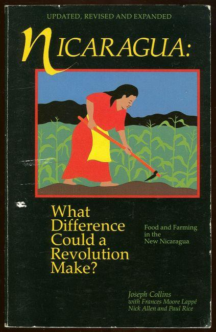 Image for NICARAGUA What Difference Could a Revolution Make?