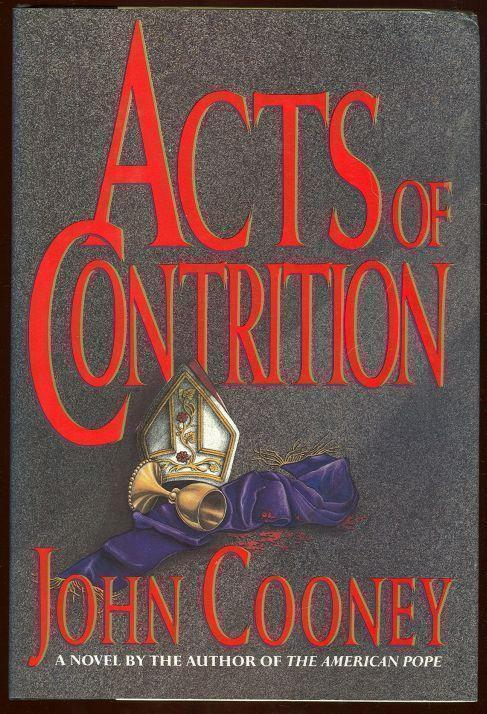 ACTS OF CONTRITION, Cooney, John
