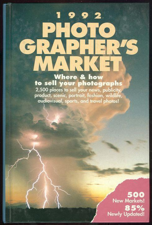 1992 PHOTOGRAPHER'S MARKET, Marshall, Sam editor