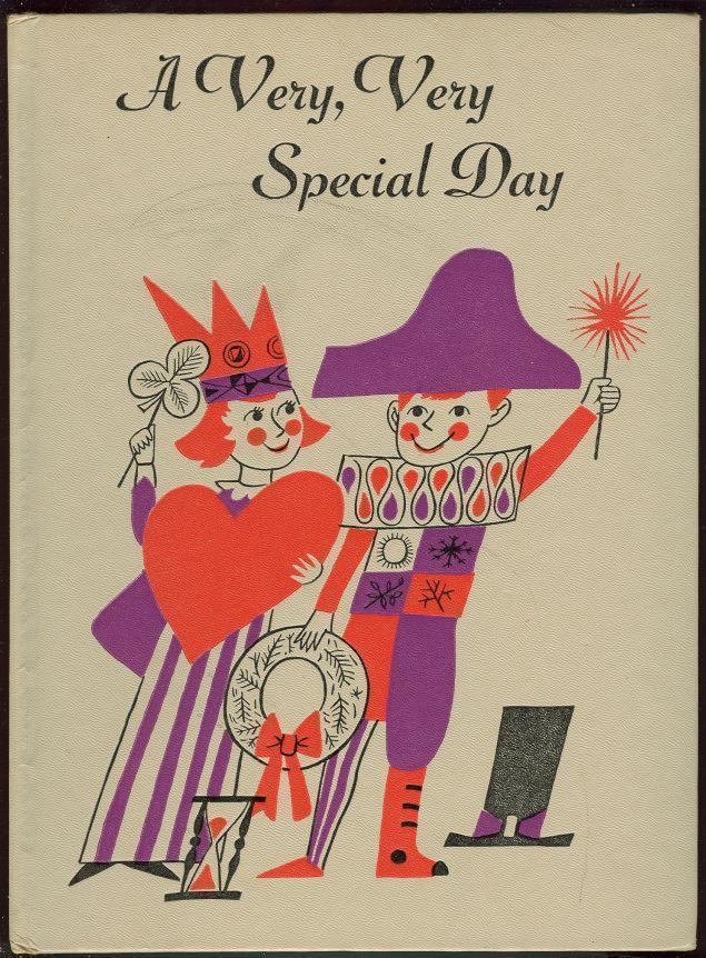 VERY, VERY SPECIAL DAY, Dearmand, Frances Ullmann