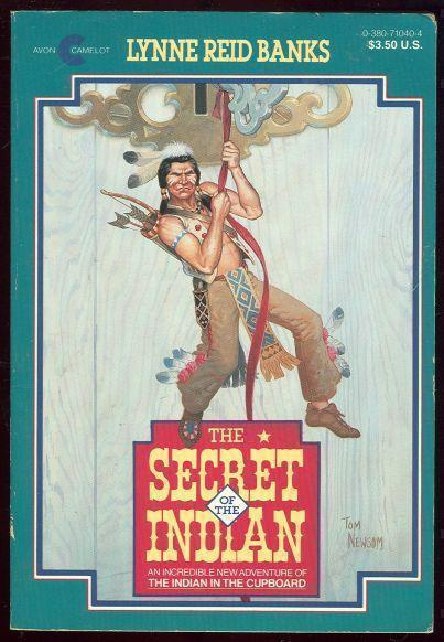 SECRET OF THE INDIAN, Banks, Lynne Reid