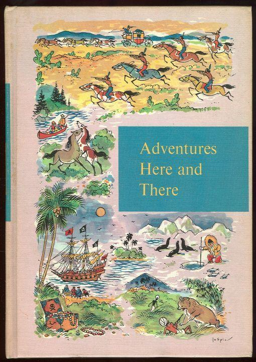 Image for ADVENTURES HERE AND THERE