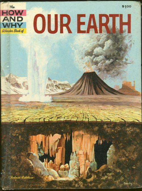 HOW AND WHY WONDER BOOK OF OUR EARTH, Sutton, Felix