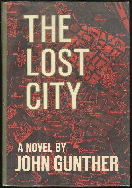 LOST CITY, Gunther, John