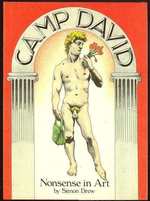CAMP DAVID Nonsense in Art, Drew, Simon