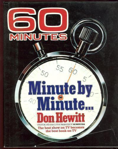 Image for MINUTE BY MINUTE 60 Minutes