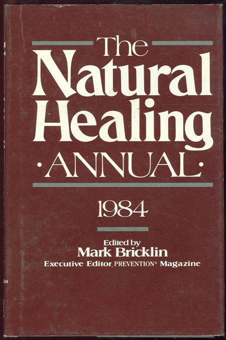 Image for NATURAL HEALING ANNUAL 1984