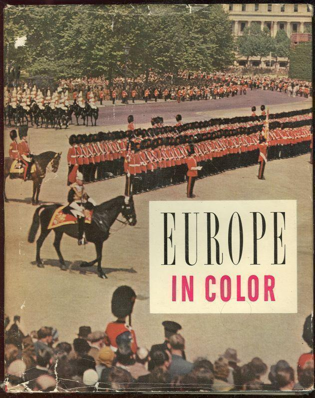 EUROPE IN COLOR, editors Of Holiday