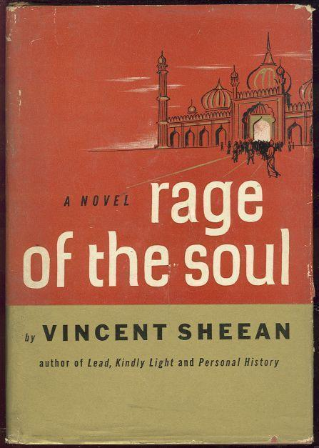 RAGE OF THE SOUL, Sheean, Vincent