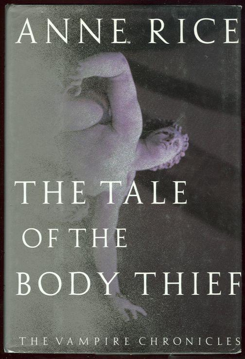 Image for TALE OF THE BODY THIEF