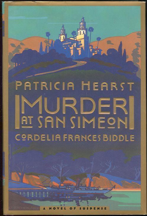MURDER AT SAN SIMEON, Hearst, Patricia