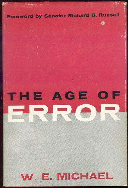 AGE OF ERROR, Michael, W. E.