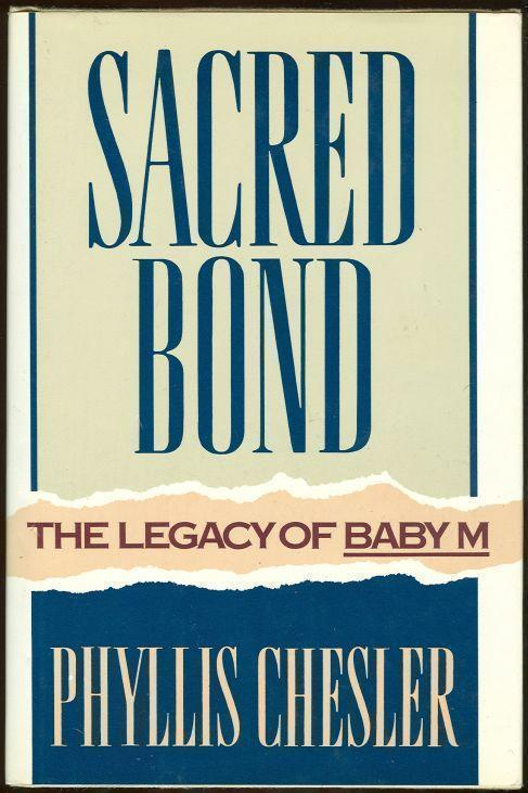 Image for SACRED BOND The Legacy of Baby M