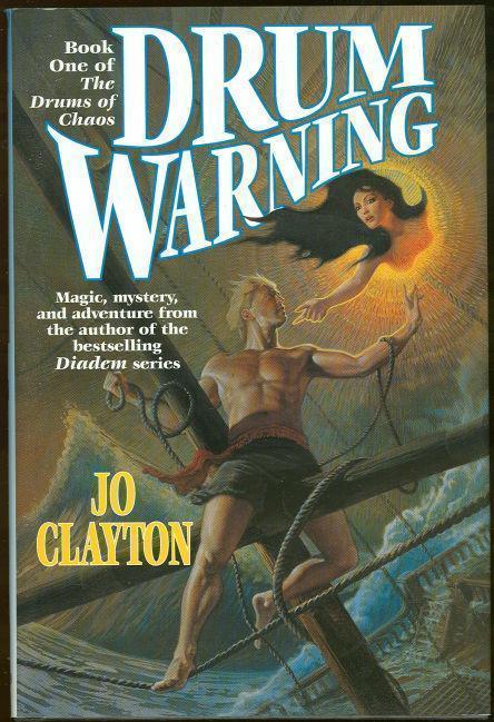 DRUM WARNING, Clayton, Jo