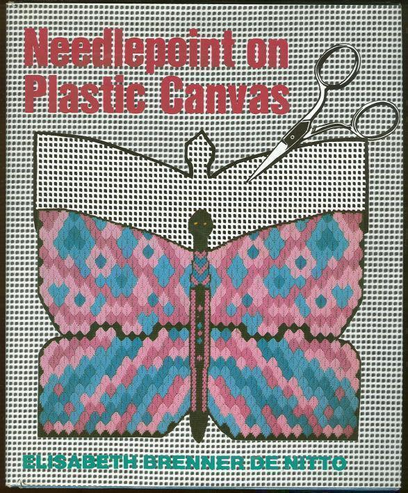 Image for NEEDLEPOINT ON PLASTIC CANVAS