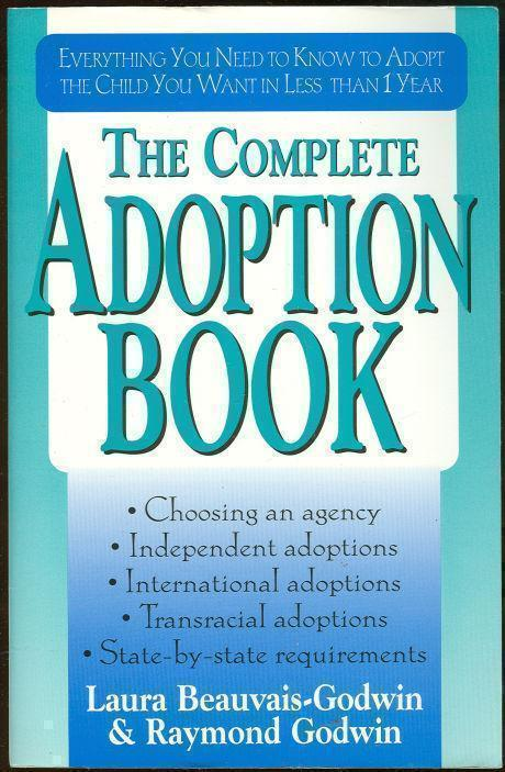 Image for COMPLETE ADOPTION BOOK