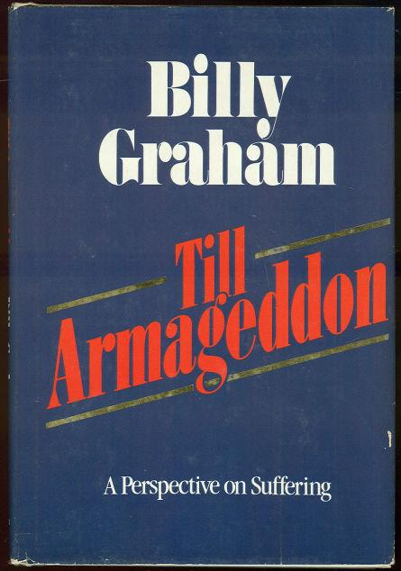 Image for TILL ARMAGEDDON A Perspective on Suffering