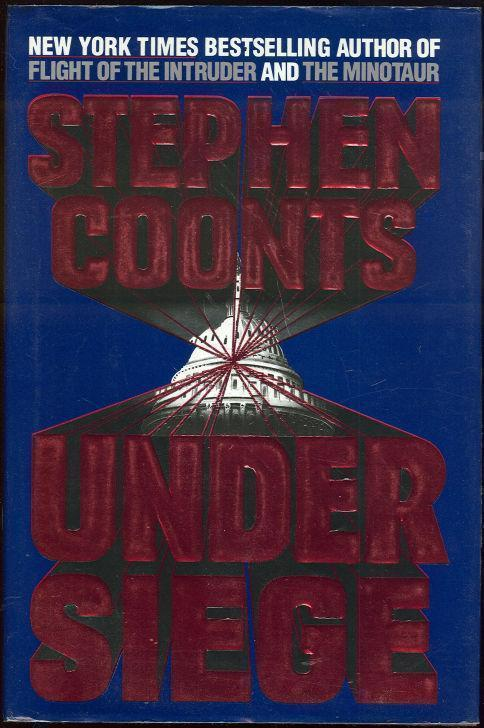 UNDER SIEGE, Coonts, Stephen