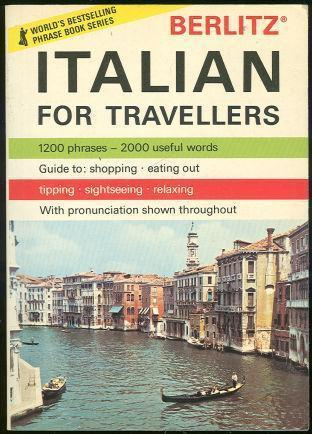 Image for ITALIAN FOR TRAVELLERS
