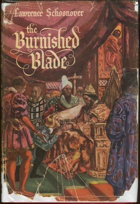 BURNISHED BLADE, Schoonover, Lawrence