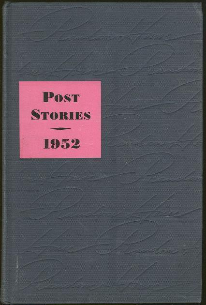 SATURDAY EVENING POST STORIES 1952, Saturday Evening Post