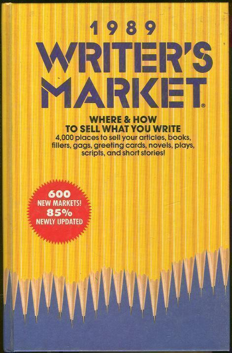 1989 WRITER'S MARKET, Williams, Becky Hall