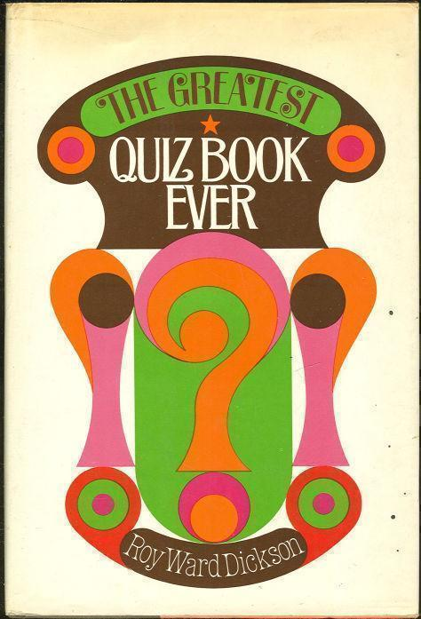Image for GREATEST QUIZ BOOK EVER