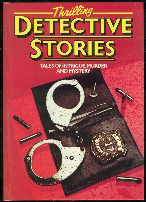 DETECTIVE STORIES, Shine, Deborah editor