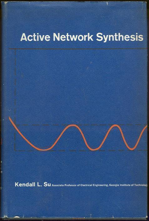 ACTIVE NETWORK SYNTHESIS, Su, Kendall